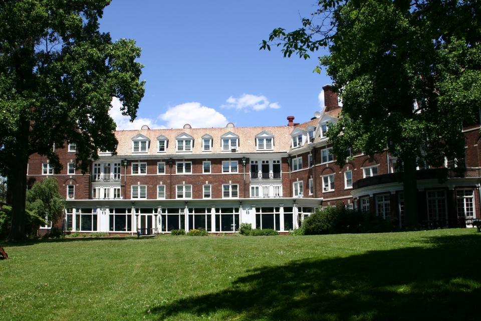 Palmer Seminary Existing Exterior